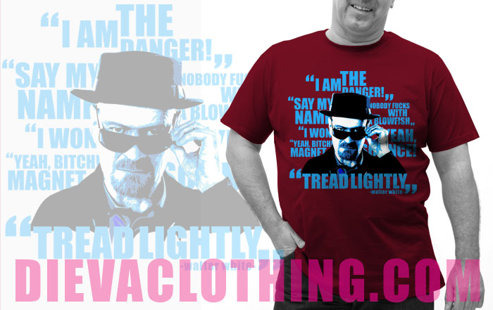 WALTER WHITE QUOTES